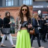 Street fashion: Fashion Week Poland