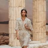 Chanel Resort 2018 - zestaw nude