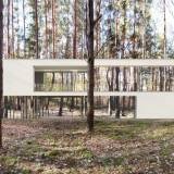 Mirror House, lustrzany dom, REFORM Architekt