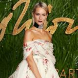 British Fashion Awards 2017: Poppy Delevingne