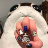 Manicure w Star Wars -