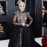 Grammy Awards 2018: Lady Gaga w sukni Armani Prive