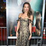 "Alicia Vikander na premierze filmu ""Tomb Raider"" w Hollywood,  12.03"