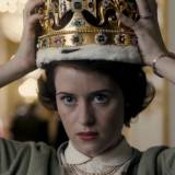 "Claire Foy w ""The Crown"""