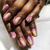 Paznokcie Kocie Oko Modny Manicure Na Wiosnę 2018 Ellepl