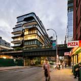 520 West 28th, projekt Zaha Hadid Architects