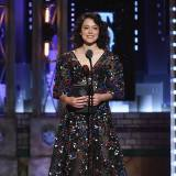 Tatiana Maslany na Tony Awards 2018, 10.06.2018.