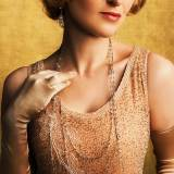 "Plakat do filmu ""Downton Abbey"""