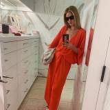 Rosie Huntington Whiteley w kreacji The Odder Side