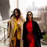 Street fashion: New York Fashion Week. Stylizacje