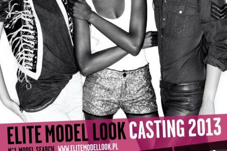 dcdfaf0d56 Elite Model Look - casting w Opolu
