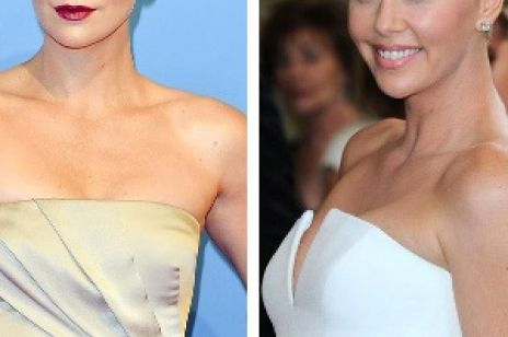Pixie cut na 3 sposoby - Charlize Theron