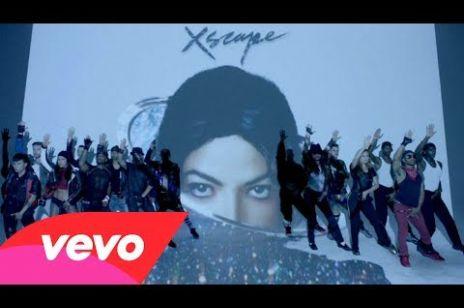 "Michael Jackson & Justin Timberlake ""Love Never Felt So Good"""