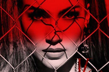 "Jennifer Lopez i David Gandy w teledysku ""First Love"""
