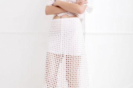 "Lookbook Zara ""white"" wiosna 2015"