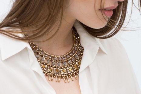 Biżuteria z sieciówek - trendy wiosna lato 2015
