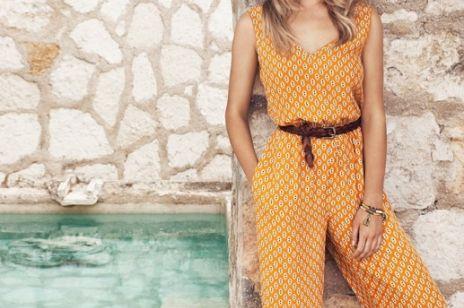 Anna Ewers w lookbooku Mango lato 2015
