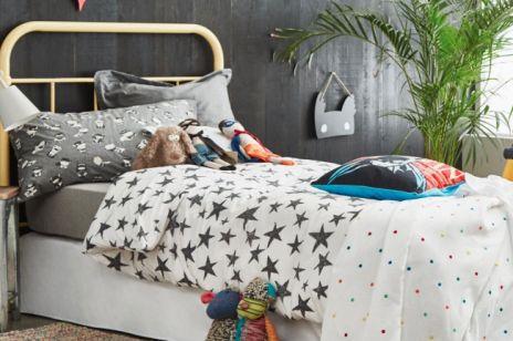 Pokój dziecięcy: pościel, poduszki i nie tylko...