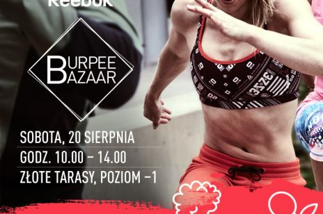 Burpee Bazaar - zrób eko zakupy za spalone kalorie!