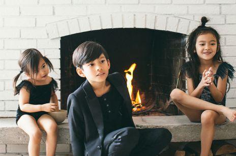 Nowa kolekcja Zara Kids w obiektywie Marii Lang