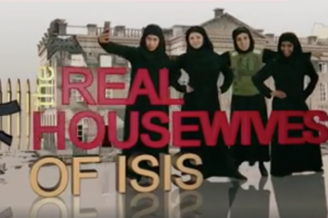 The Real Housewives of ISIS - jak daleko może sięgać satyra?