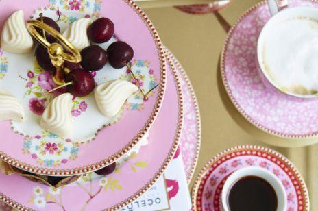 Patery i talerze do ciast, tortów i owoców