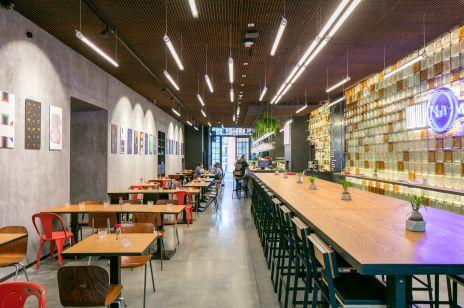 Restauracja ZONI i bistro WuWu- nowe miejsca na warszawskiej Pradze