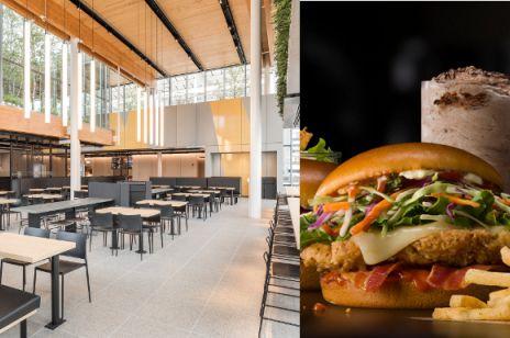 Nowy McDonald's w Chicago zadziwia wystrojem