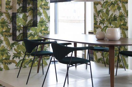 Kopenhaski showroom GUBI w letniej odsłonie