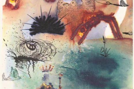 Salvador Dali i jego ilustracje do Alicji w Krainie Czarów