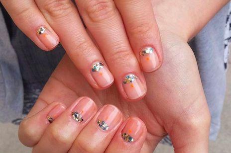 Naturalny manicure