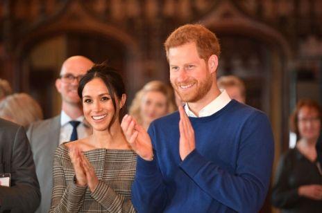 Meghan Markle i książęHarry dostali już pierwszy prezent ślubny!