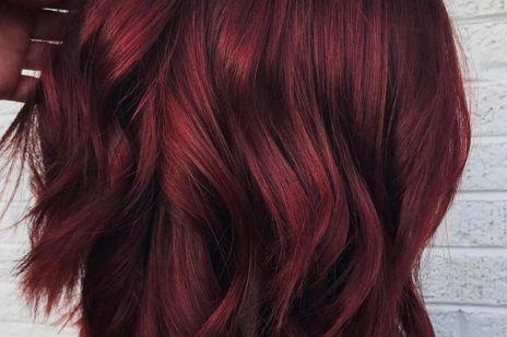 Mulled Wine Hair - najmodniejszy kolor włosów na 2018 rok?