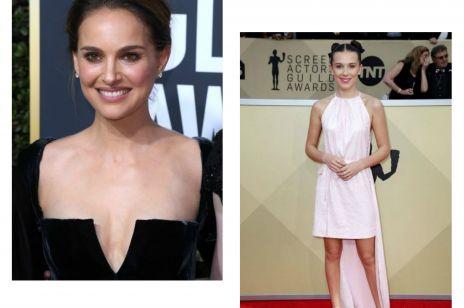 Natalie Portman i Millie Bobby Brown wyglądają jak siostry? Tak uważają internauci!