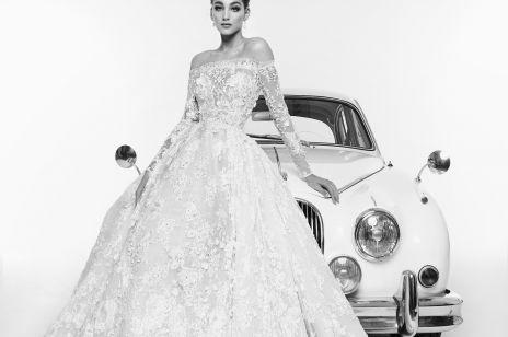 Suknie ślubne Zuhair Murad wiosna 2019