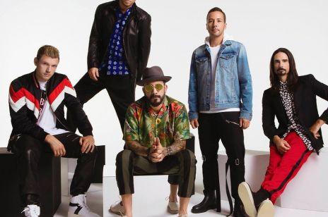 45e766e4edac2f Backstreet Boys wracają! Zobaczcie teledysk do