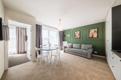 Elegancki apartament w sercu Krakowa