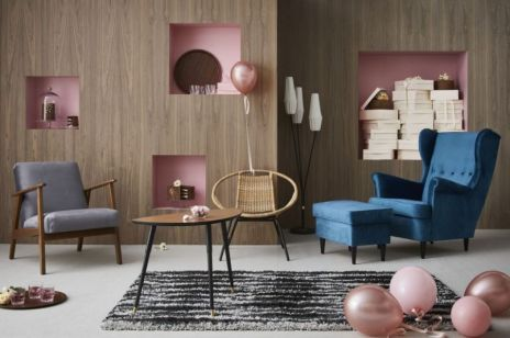 Kultowe meble z IKEA wróciły: kolekcja GRATULERA