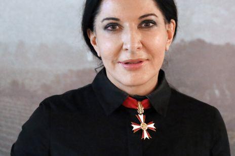 Do czysta - wystawa Mariny Abramović w Toruniu