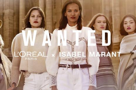 5f56e7edc6 L Oréal x Isabel Marant - wiemy
