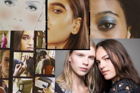 Modny makijaż [trendy wiosna-lato 2019]
