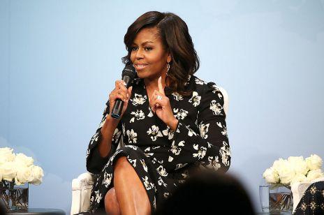 """Michelle Obama - książka """"Becoming"""": """"Nie jestem osobą polityczną"""" i inne zaskakujące fragmenty"""