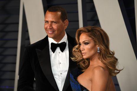 Jennifer Lopez i Alex Rodriguez ogłosili zaręczyny. Zobaczcie pierścionek!