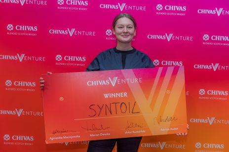 Martyna Sztaba z Syntoil w finale międzynarodowego konkursu Chivas Venture 2019. Polka walczy o blisko 1 mln dolarów [Wywiad]