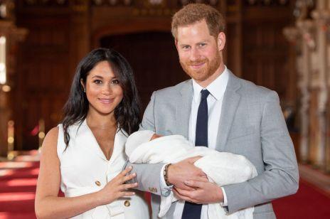 Meghan Markle i książę Harry organizują chrzest Archiego. Kogo wybrano na rodziców chrzestnych?