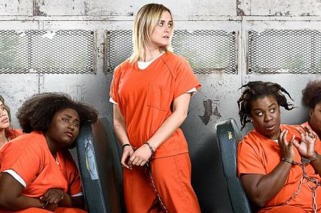 "Beata Kozidrak promuje serial Netflix! Chodzi o  ""Orange is the new black"""