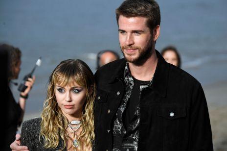 Liam Hemsworth i Miley Cyrus: aktor skomentował rozstanie z wokalistką