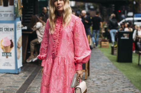 Street fashion: London Fashion Week wiosna-lato 2020