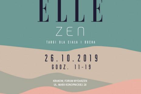 Targi ELLE Zen - bądź tam z nami!