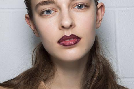 Modny makijaż ust [trendy jesień-zima 2019/2020]